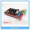 1 pcs RAMPS 1.4 3D de impressora do painel de controle controle Reprap MendelPrusa
