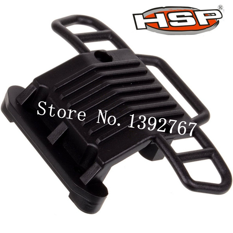 86060 HSP Parts Front / Rear Bumper For 1/16 Scale Hi Speed Himoto RC Cars Hobby Kidking Kingliness Truck hsp 62003 front bumper 1 8 scale models spare parts for rc car remote control cars toys himoto hsp