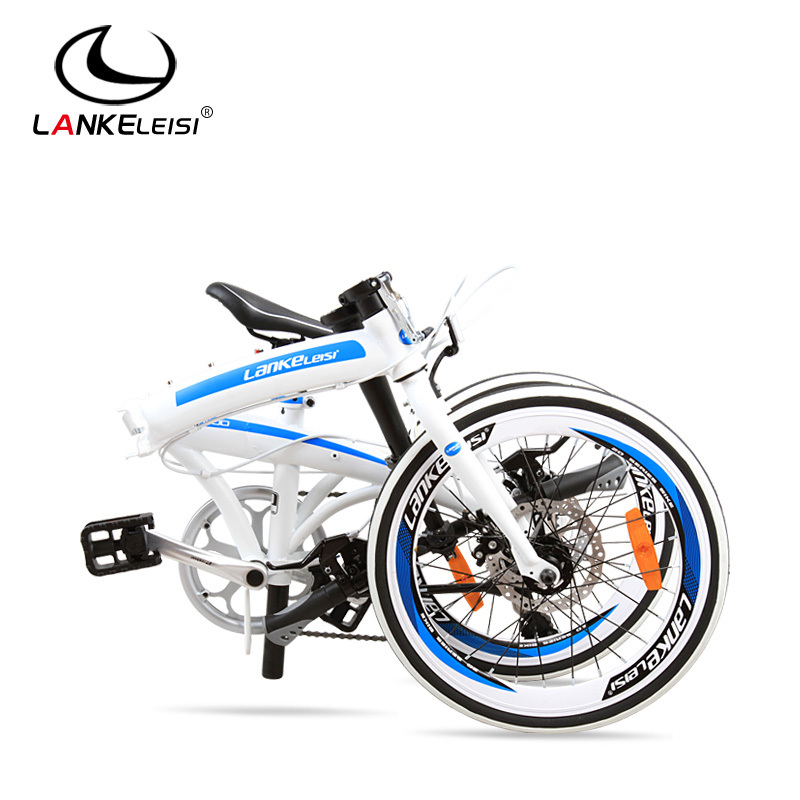 LANKELEISI folding bicycles/ 20