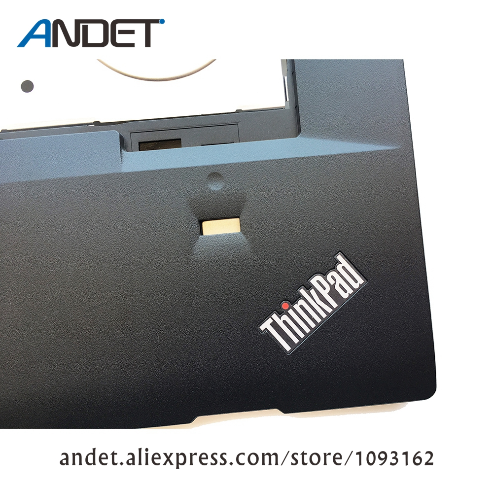 Image 3 - New Original for Lenovo ThinkPad L430 Palmrest Keyboard Bezel with Touchpad Fingerprint Reader 04X4689 04W3633 04X4616 04Y2080-in Laptop Bags & Cases from Computer & Office