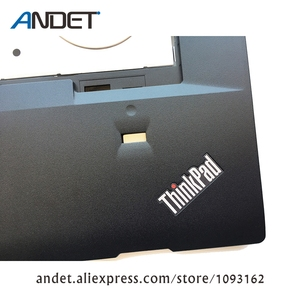 Image 3 - New Original for Lenovo ThinkPad L430 Palmrest Keyboard Bezel with Touchpad Fingerprint Reader 04X4689 04W3633 04X4616 04Y2080