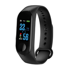 Hot Smartwatch men stryve heart rate monitor blood pressure fitness bracelet smart M3 woman sports watch ios android