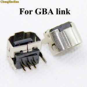 Image 3 - ChengHaoRan, 1 Uds., 2 jugadores, Conector de conexión, Conector de conexión, Puerto Jack para Nintendo Gameboy Advance, consola GBA SP, enchufe de enlace