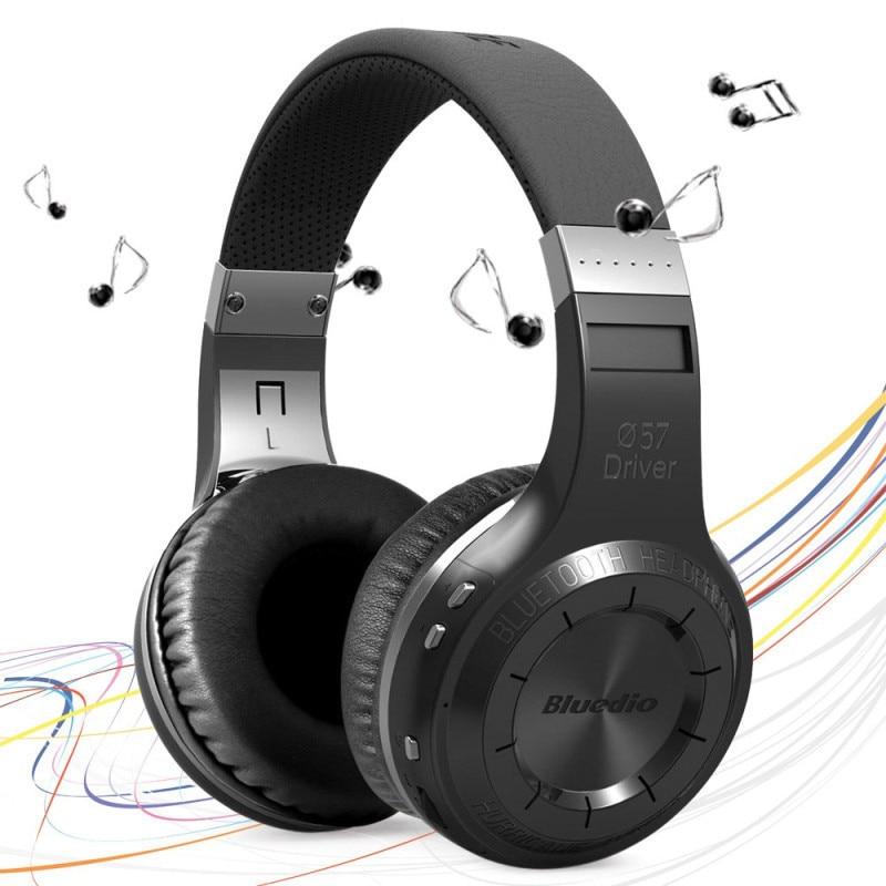 Fashion Bluedio HT(shooting Brake) Wireless Bluetooth Headphones BT 4.1 Version Stereo Bass Headset built-in Mic For Calls