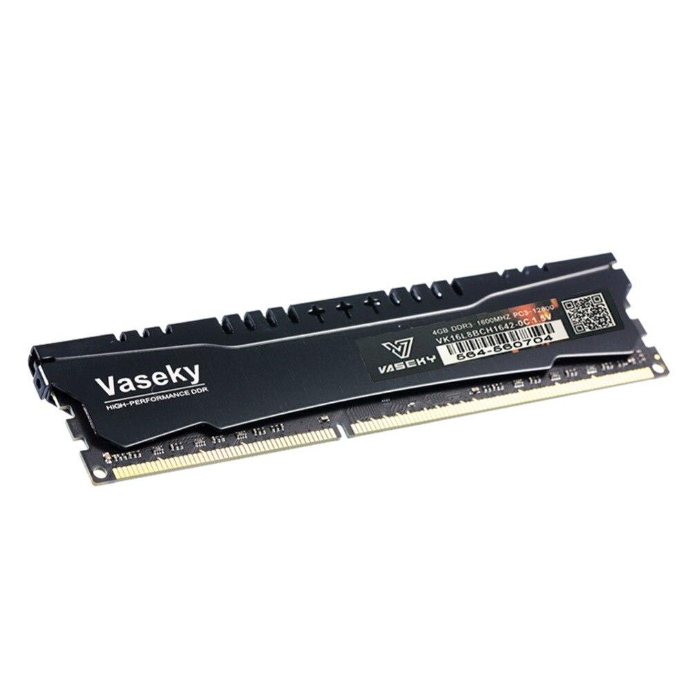 4GB 8GB 4G 8G PC mémoire RAM Module mémoire ordinateur de bureau DDR3 DDR4 4GB 8GB 16GB 1600MHZ 2400mhz mémoire bâton barre de jeu