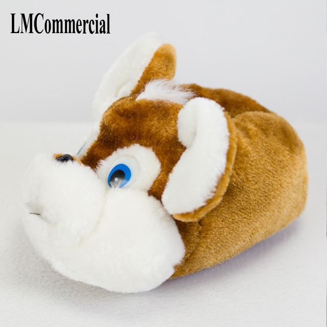 f6248da3974 Indoor Slippers Special offer custom a warm winter squirrel home slippers  thick hard bottom shoes on floor lovers shoes