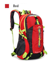 Professional Climbing Bags 2016 40 L Unisex Travel Bags Rucksack Men s Outdoor Camping Hiking Backpacks