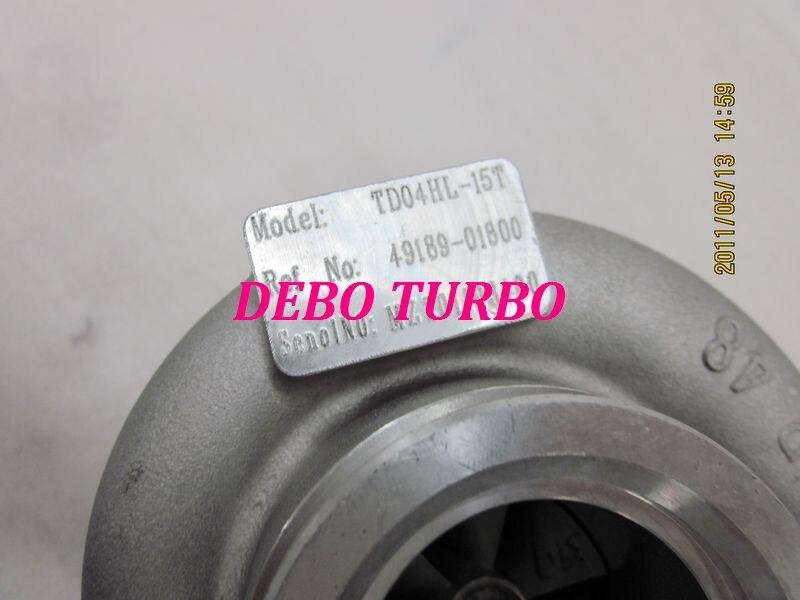 TD04HL-15T 49189-01800-2-DB