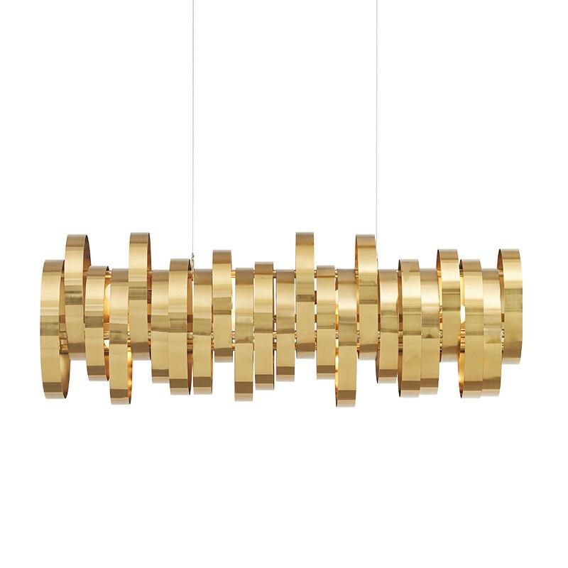 LED Pendant Light Modern for Living Room Bedroom Home Decoration Hanging Lamp Design Creative Art Indoor
