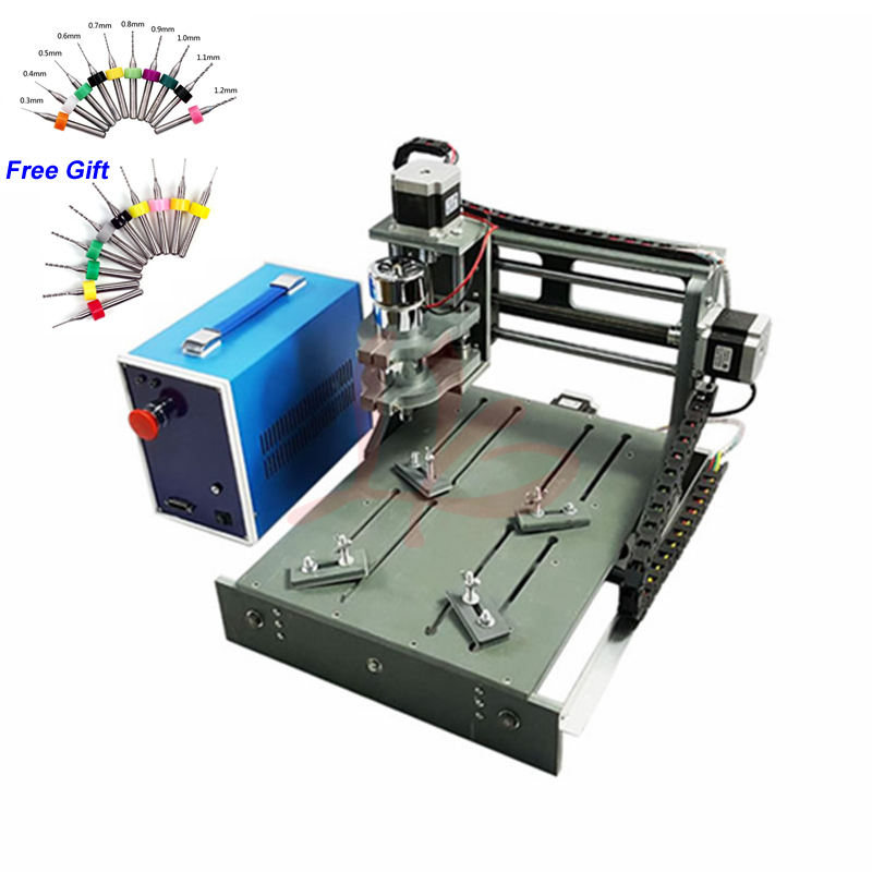 3 Axis CNC Milling Machine 3020 Parallel Port CNC Router Engraver
