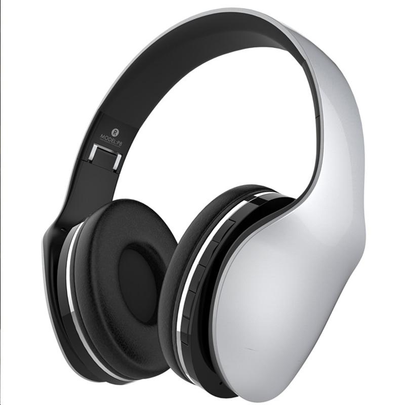 KAPCIAE Plus Wireless Bluetooth Headphones/headset with Microphone/Micro bluetooth headphone/headset