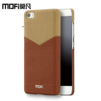 Xiaomi Mi5 Case Leather Back Xiaomi Mi5 Case Mofi For Xiaomi Mi 5 Case Capa Mi5