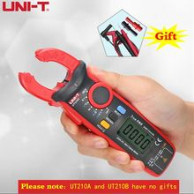 UNI-T Mini Digital Clamp Meters UT210A UT210B UT210C UT210D UT210E true rms Auto Range AC DC Data Hold  Multitester