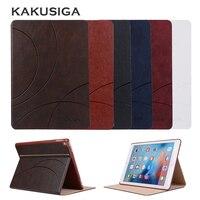 KAKUSIGA For Apple Ipad 3 Case Ipad 234 Cover 9 7 Inch PU Leather Folio Folding