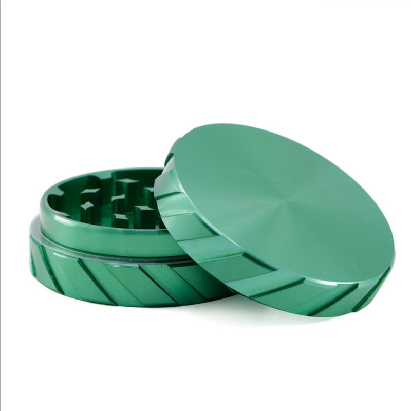 4 Color Available 2 Layers Dia 56 MM Tyre Shaped Weed Herb G