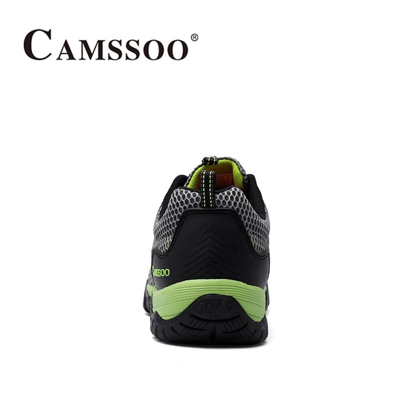 e55c64fd9212 2019 Camssoo Большие размеры EUR45 EUR48 мужские Trail кроссовки дышащие  уличные спортивные туфли Путешествия обувь Бесплатная доставка 6068 купить  на ...