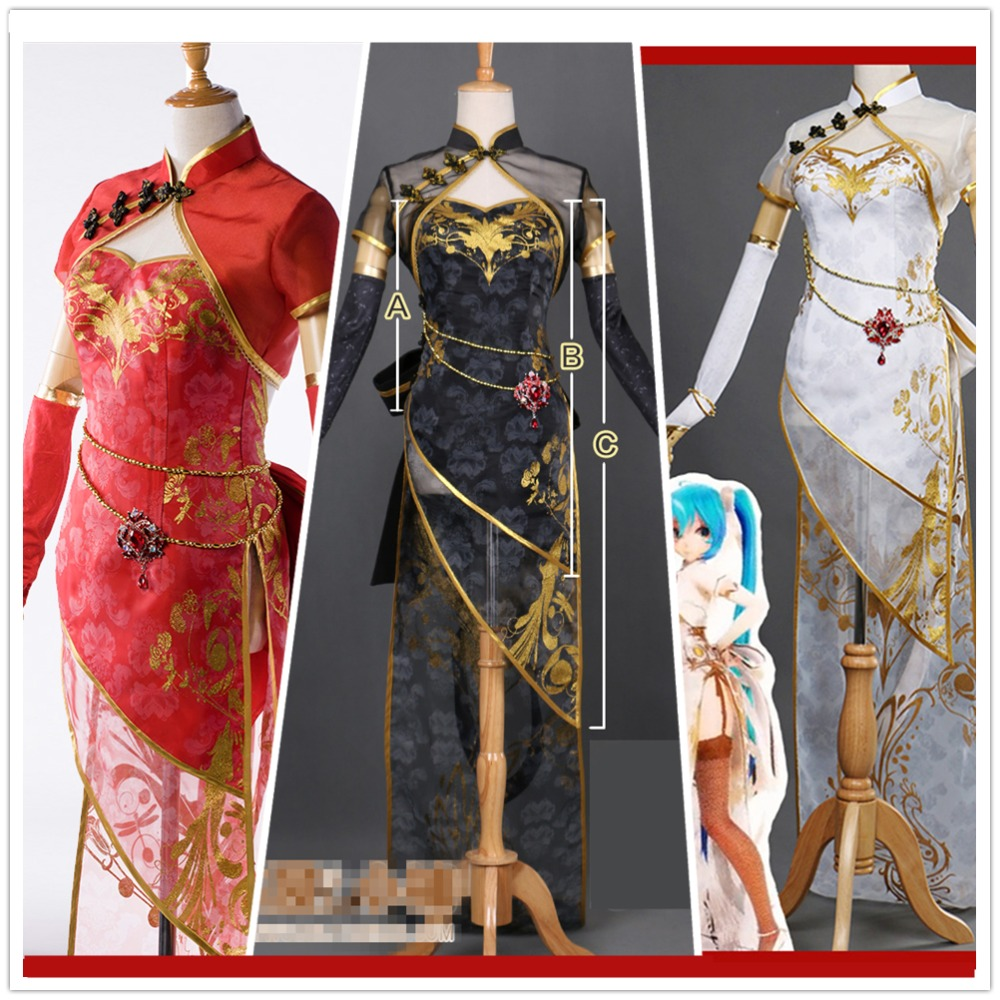 vocaloid Hatsune Miku Megurine Luka Chinese Luo Tianyi canary bird ver cosplay costume S-L