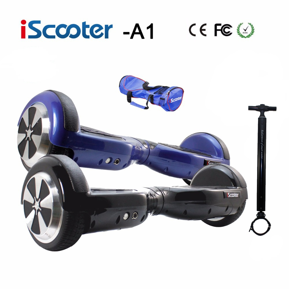 IScooter hover board scooter électrique hoverboard intelligent deux roues auto équilibrage scooter monocycle debout planche à roulettes dérive