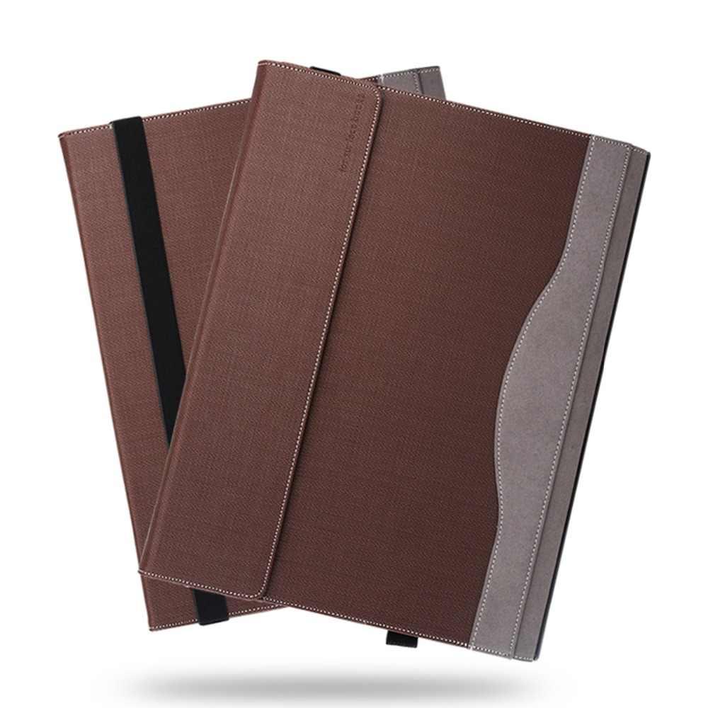 """Housse de protection pour Microsoft 2018 Surface Book 2 13.5 """"tablette pochette pour ordinateur portable étui pour Surface Book 2 avec dragonne porte-stylo"""