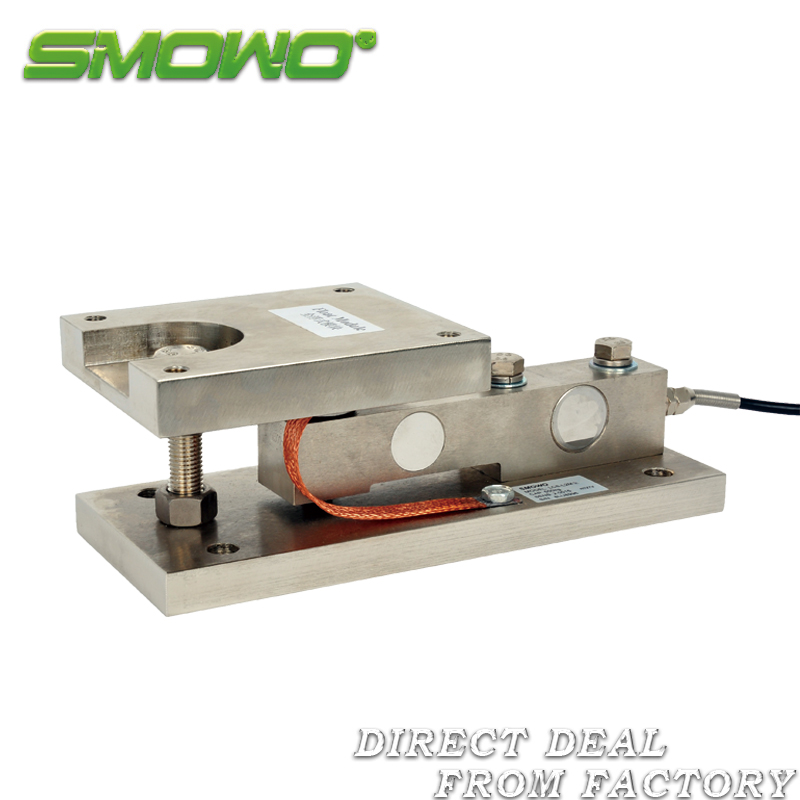 Load Cell sensor LCS-L2M weighing  module (250kg-20t) load cell sensor lcs c1 50kg 100kg 150kg