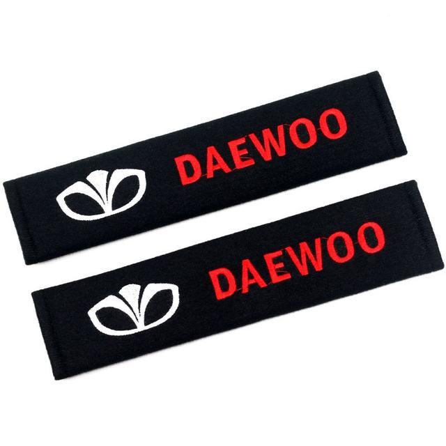Car styling Cotton Case For Daewoo Badge Winstom Espero Nexia Matiz