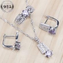 Zirconia Bridal Women Jewelry Sets