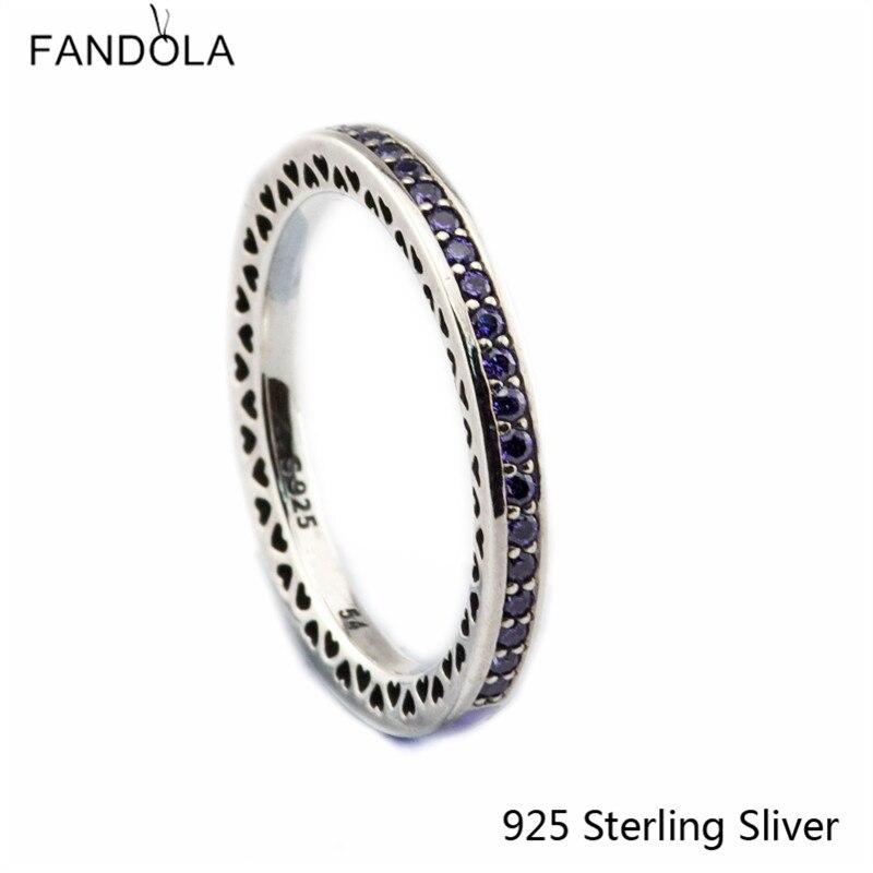 """CKK 925 sidabro spinduliuotės širdis, levandų emalio žiedai, originalūs europietiško stiliaus """"pasidaryk pats"""" mados papuošalai"""