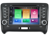 Android CAR Audio DVD Player FOR AUDI TT 2006 2014 Gps Multimedia Head Device Unit Receiver