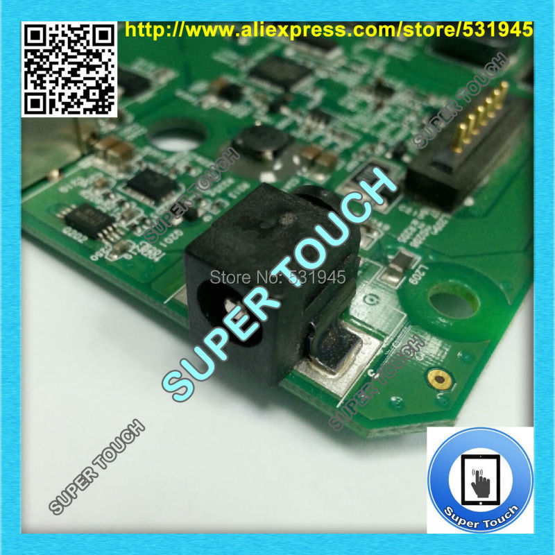 OEM Symbol Series, MC3100, MC3190, MC70, MC1000, MC3200 DC Power Jack Socket Connector for CRD3000-1000 MC3000 cradle, Only conn