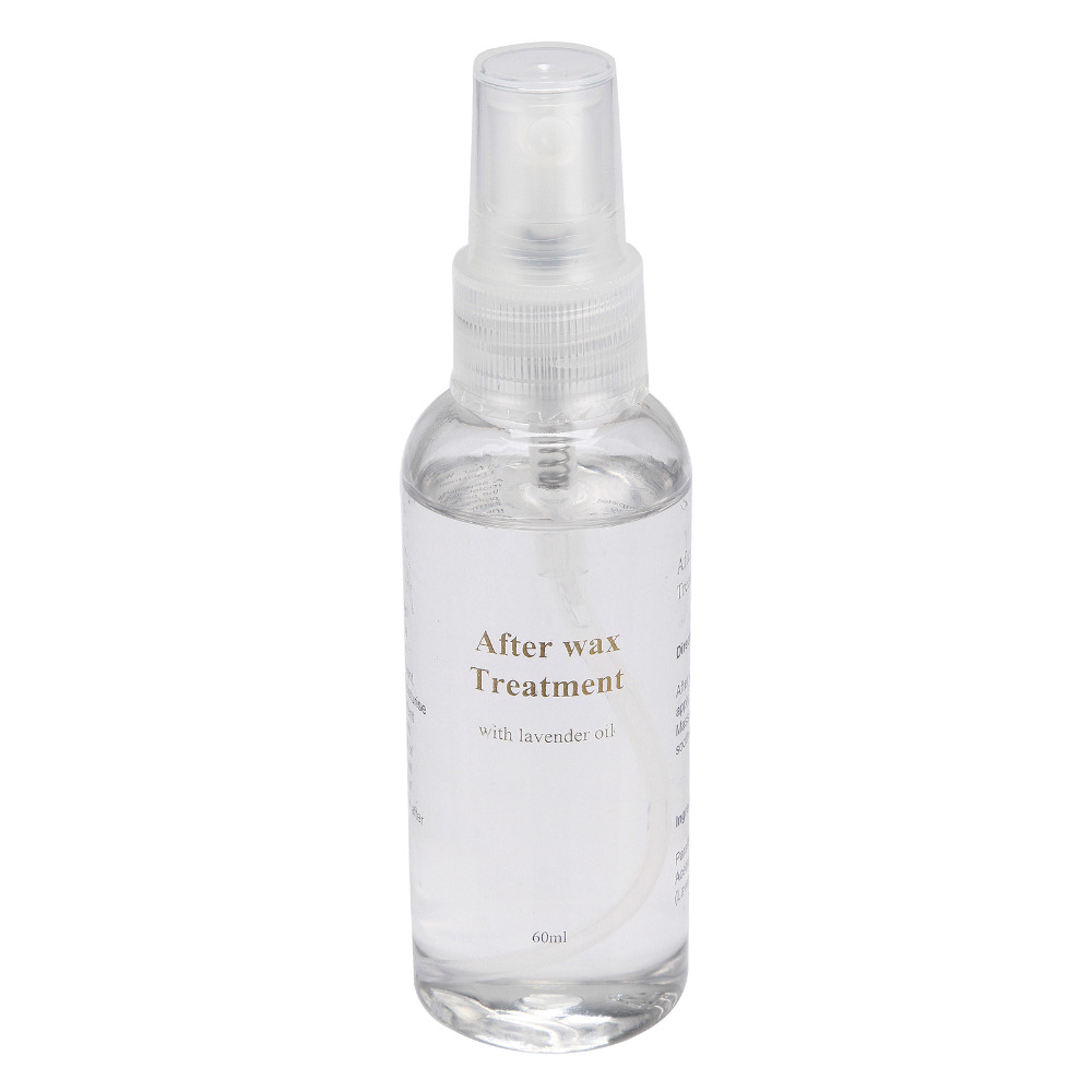 After Wax Treatment with Lavender Oil Spray Hair Removal Remover Waxing - 60ml New packaging