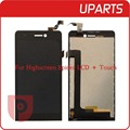 1pcs/lot A+++ High Quality For Highscreen Spider LCD Display + Touch Screen Assembly LCD Digitizer Glass Panel Replacement