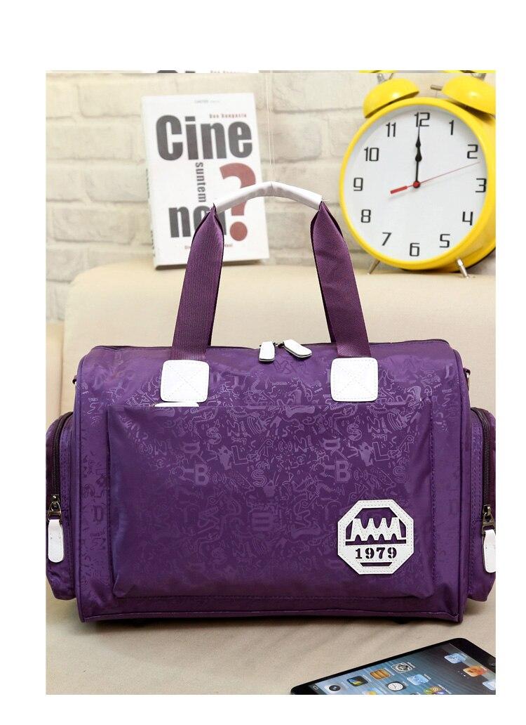 Backpacks Gym-Bag Travel-Bag Outdoor-Luggage Mulitifunctional Waterproof Sports Brand