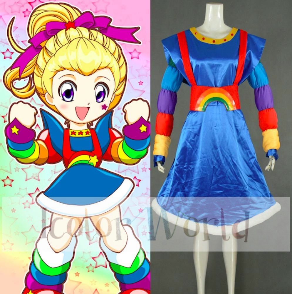 Rainbow Brite Costumes Promotion-Shop for Promotional Rainbow ...