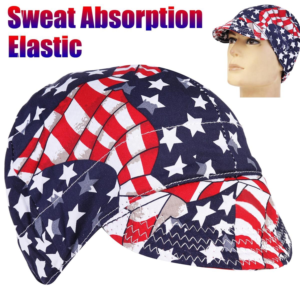 c2c6d60dc68 Cotton Welding Cap Hat Welders Retardant Cotton Helmet Adjustable  Application to Welding Safety Protective Welding Helmet
