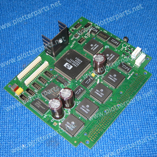 C4705-60080 C3195-20005 HP DesignJet 750 Carriage PC board plotter parts used pen carriage assembly for designjet 700 750 755 c4705 69113 c4705 60113 c4708 69113 plotter parts page 7