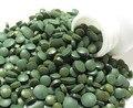 Envío gratis 400 Unids 100g/lot100 % Natural Pérdida de Peso Anti-Fatiga Mejorar Inmune Spirulina Tablet de Alimentos saludables