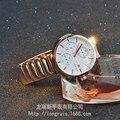 Women Luxury Brand Guou Ladies Full Stainless steel GOLD band quartz Watch Lady Calendar Clock causal 3 Eyes Wristwatches