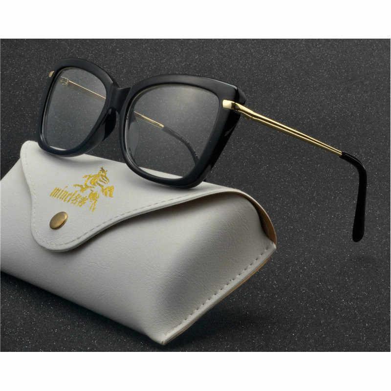 Мужские и женские очки для чтения с кошачьими прозрачными линзами для дальнозоркости, очки кошачий глаз против усталости, очки для дальнозоркости, FML, 2020
