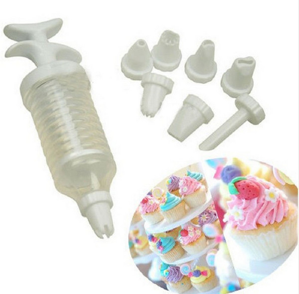Cake Decorating Modelling Icing : Free Shipping Nozzles Icing Cake Decorating Tool Set ...