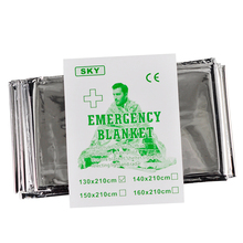 First Aid Emergency Blanket Survival Rescue Curtain Outdoor Life-saving Tent