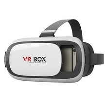 VR BOX 2.0 II Google 3D Glasses VR Glasses Virtual Reality Goggles Cardboard Headset Helmet For Mobile Phone iPhone 7 6 6s 5