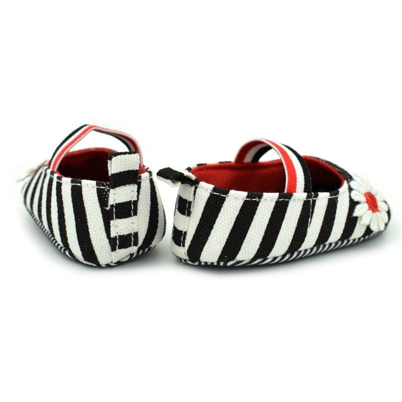 ახალშობილთა გოგონების - ფეხსაცმელი ჩვილებისთვის - ფოტო 3