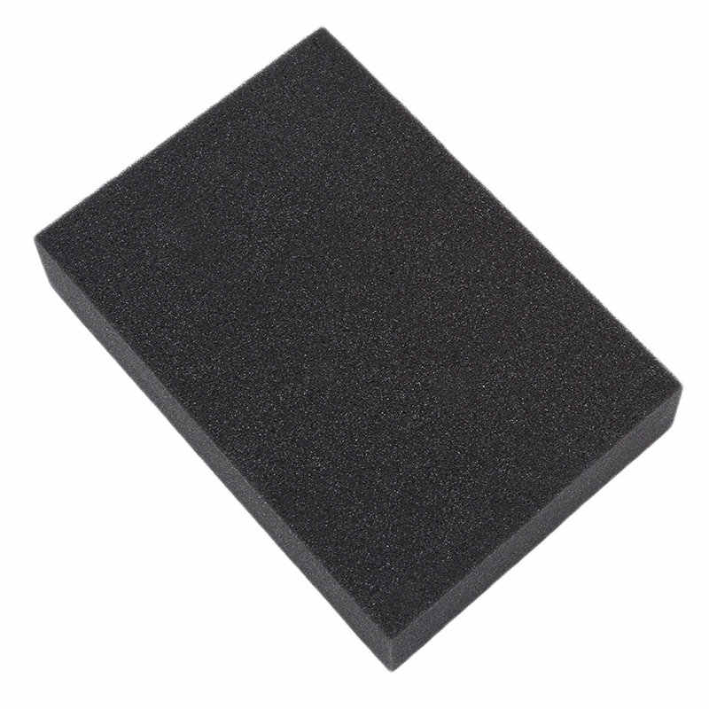 Black Needle Pin Foam Pad Cushion Mat Holder Insertion Craft Felting Sewing Tool