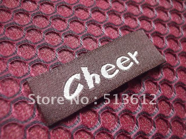 Тканые этикетки для одежды/бирки для одежды/этикетки для одежды