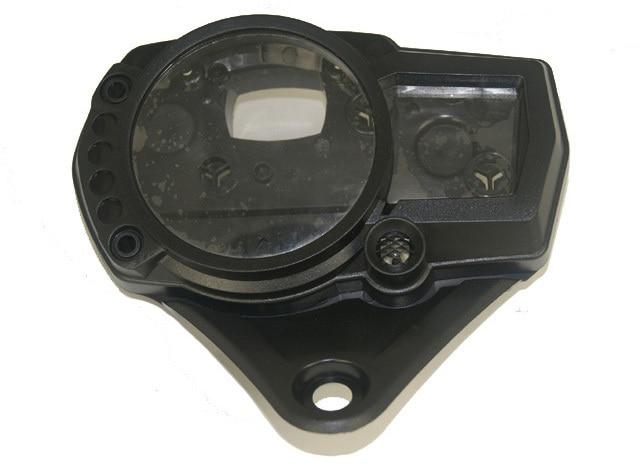 Motorcycle Speedometer Speedo Meter Gauge Tachometer Instrument Case Cover For 2006-2010 SUZUKI GSXR 600 750 GSXR600 GSXR750 new motorcycle accessories speedometer tachometer instrument gauge case cover for suzuki gk7ba gsf400 inazuma