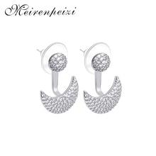 Fancy fashion Long Drop Earrings for Women Vintage Statement Woman Silver Gold Color Earring Jewelry Gift