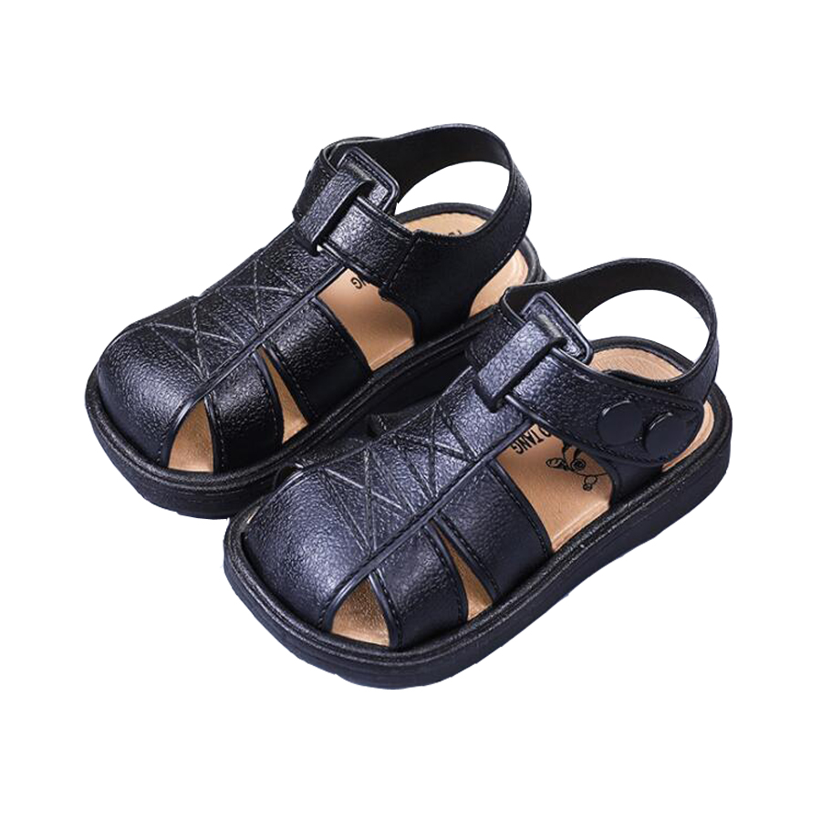 2019 New Summer Baby Shoes For Boys Sandals Toddler Kids Beachwear Plastic Sandals For Kids Shoes Soft Baby Boy Kids Sandals