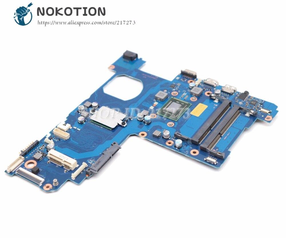 NOKOTION BA41-02206A For Samsung NP270 NP270E5E Laptop Motherboard DDR3 with Processor onboard BA92-12169A BA92-12169BNOKOTION BA41-02206A For Samsung NP270 NP270E5E Laptop Motherboard DDR3 with Processor onboard BA92-12169A BA92-12169B