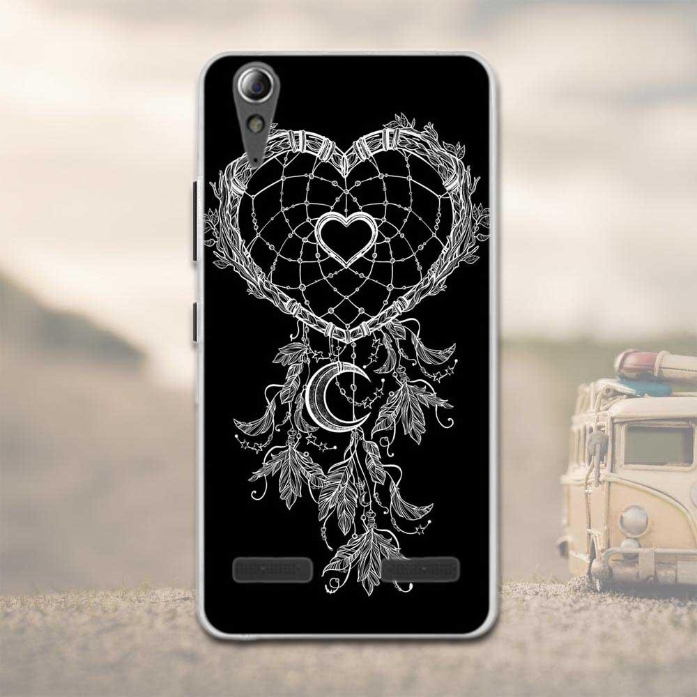 """Miękka tpu phone case dla lenovo a6010 plus & a6000 & dla lenovo lemon k3 k30-t skóry pokrywa 5 """"k 3 a 6000 6010 case dla lenovo 25"""