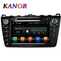 KANOR Eight Core Android 6 0 2G Car DVD GPS For Mazda 6 Ruiyi Ultra 2008